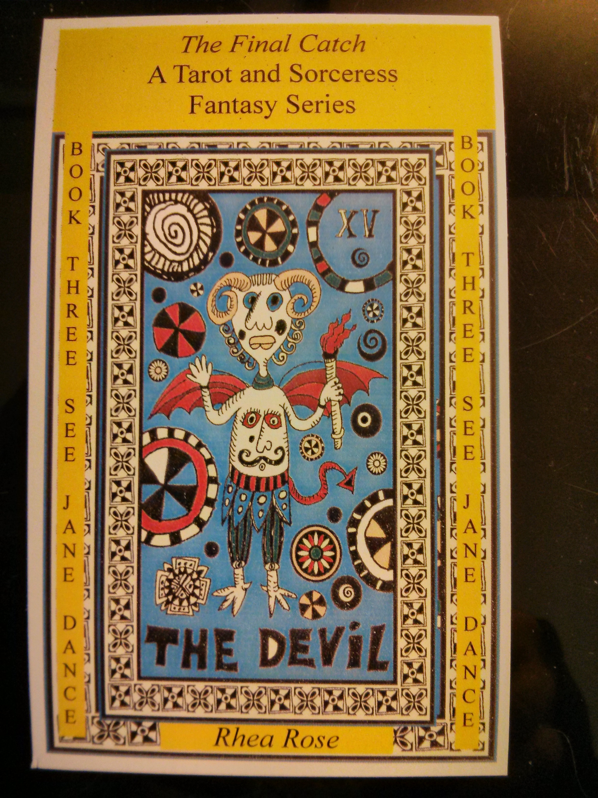 Devil card for blog