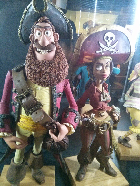 a couple of pirates