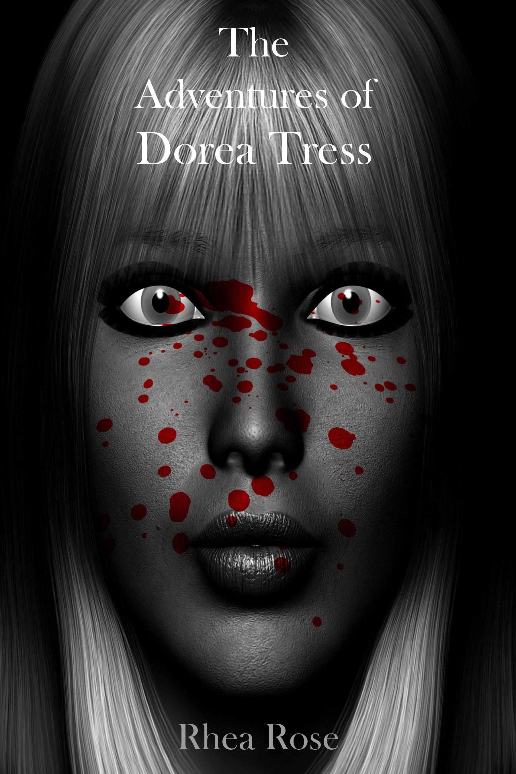 The Adventures of Dorea Tress completed jpg cover
