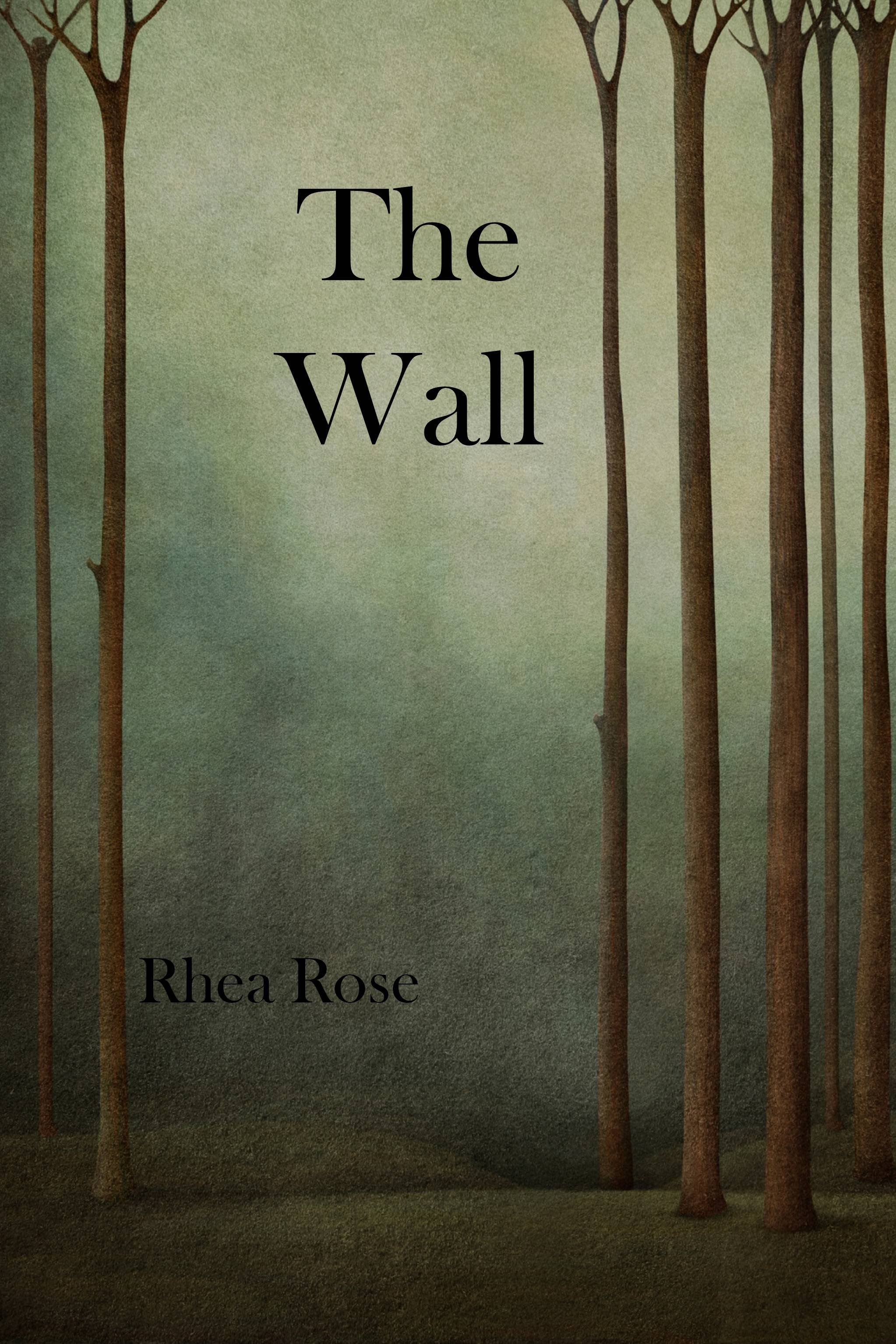 The Wall smashwords cover jpg